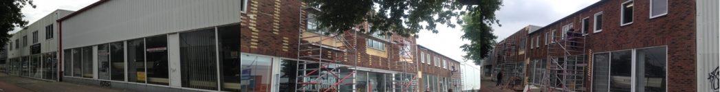 Thermosteen renovatie Bedrijfsgebouw