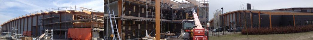 Thermosteen nieuwbouw